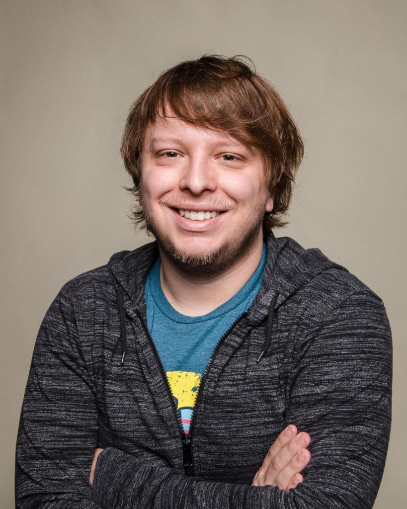 Writer/Director of RWBY, Kerry Shawcross