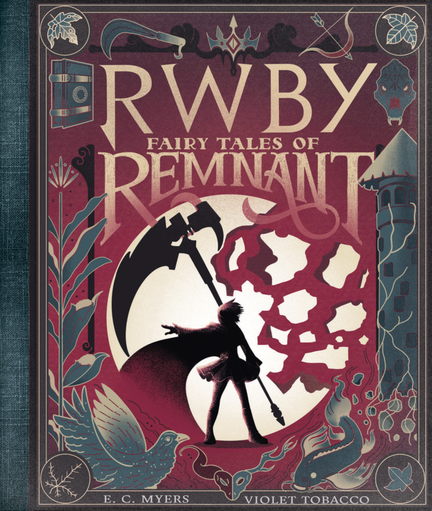 RWBY Fairy Tales of Remnant Cover