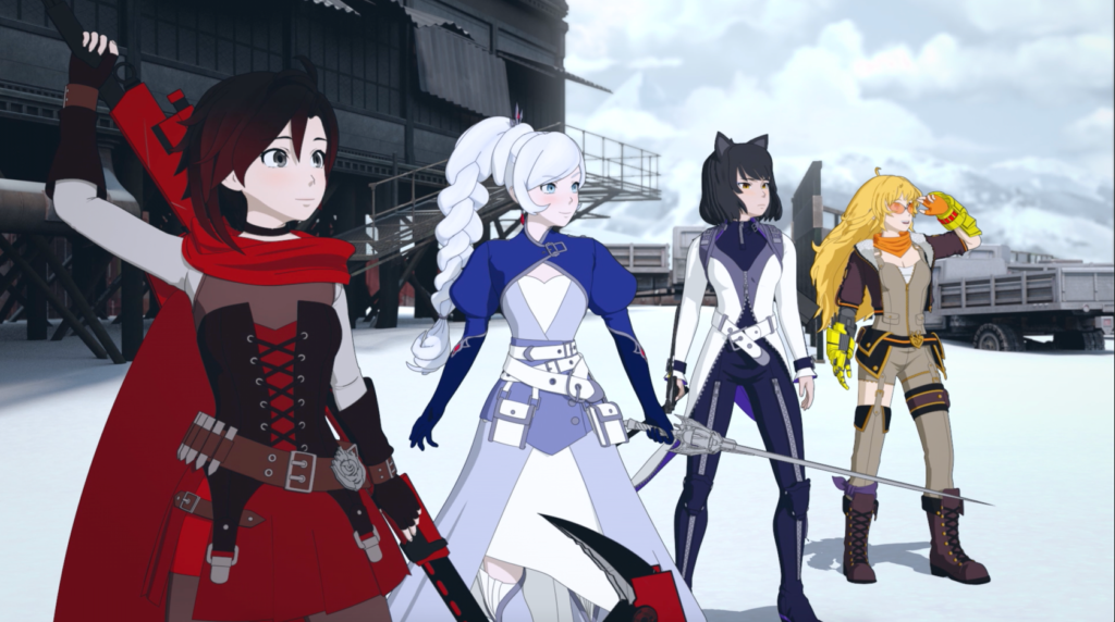 Three New Rwby Shows Coming In 2020 Rooster Teeth Blog