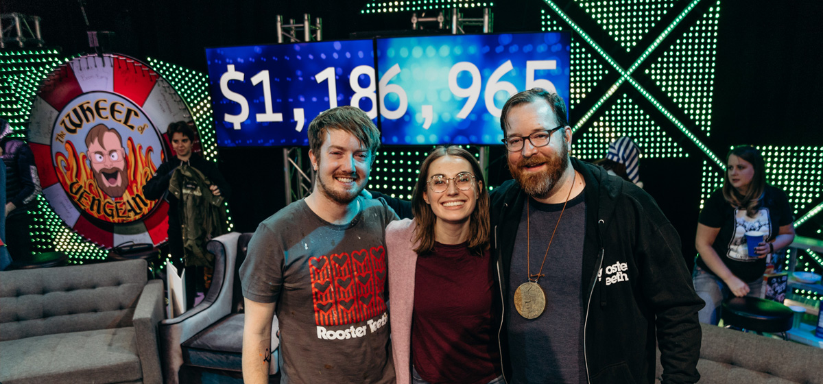 Rooster Teeth Extra Life 2019